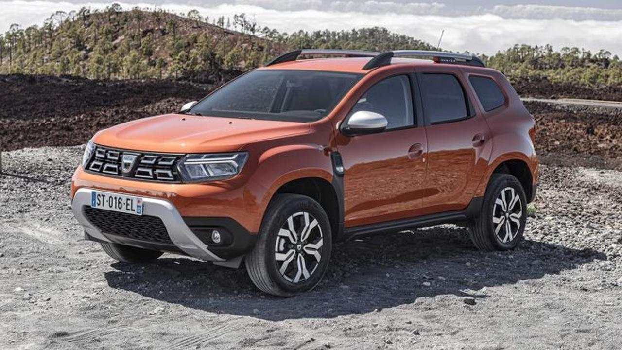 Nouveau Dacia Duster dévoilé : infos & photos officielles !