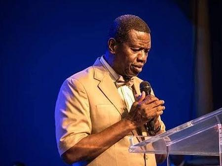 Reactions As Pastor Adeboye Says Kidnapped Members Of RCCG Have Been Released