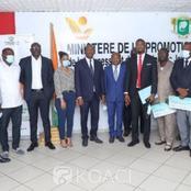 Soutien Covid-19 : l'État Ivoirien