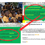 What You Need To Know About The 2021 SHS Placement - GES Drops Another Important Information