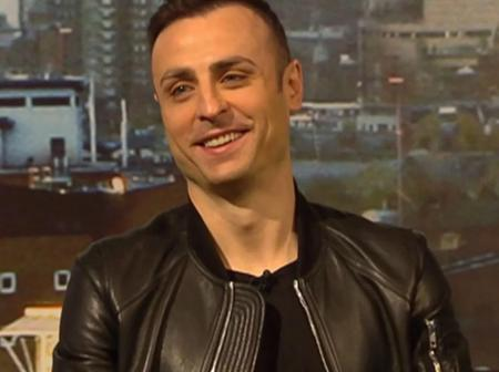 SPORTS: Dimitar Berbatov Lists Three Players To Take Over From Lionel Messi And Cristiano Ronaldo