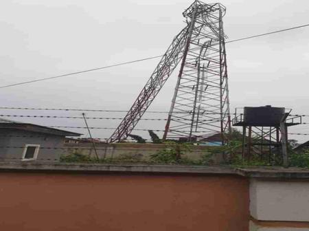 Deaths averted as radio mast collapses in Akwa Ibom