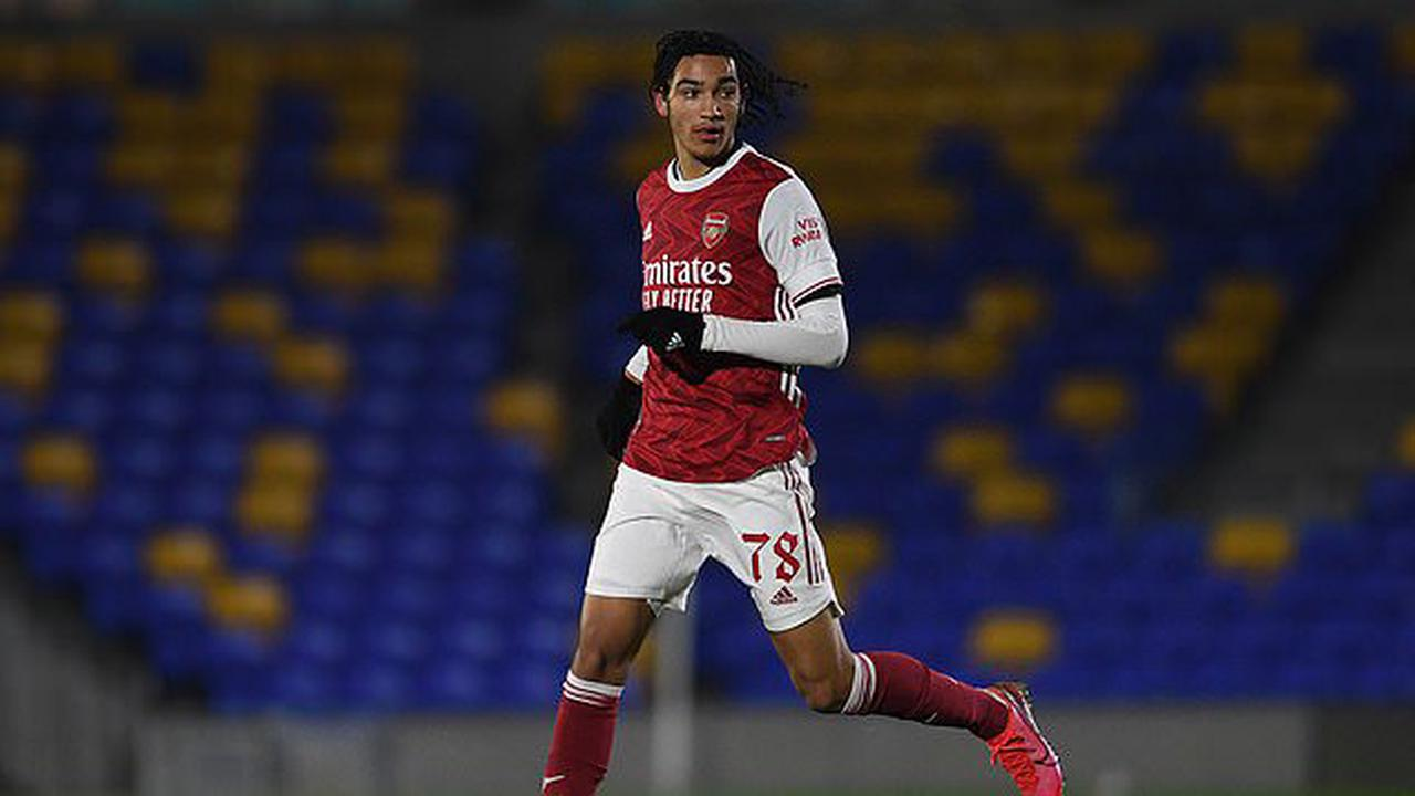 Arsenal are close to sealing a new deal for academy wonderkid Kido Taylor-Hart