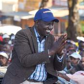 William Ruto Among Those Left Out To Succeed President Uhuru Kenyatta By State House Officials