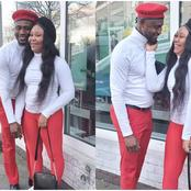 After This Igbo Couple Based in Germany Couldn't Celebrate Valentine in February, Spot What They Did