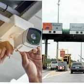 Security: Good News For Nigerians As FG Begins Installations Of Surveillance's Cemera In Her Borders