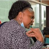 Deputy President William Ruto's Ally Milicent Omanga Has Caused Drama At NCIC Offices