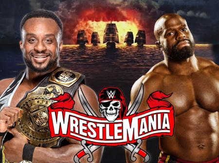 WWE Wrestler Proposes Nigerian Drum Fight For WrestleMania
