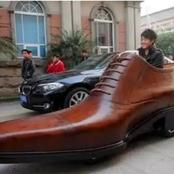 See 30 Funny Car Designs Around The World That Will Make You Laugh Out Loud