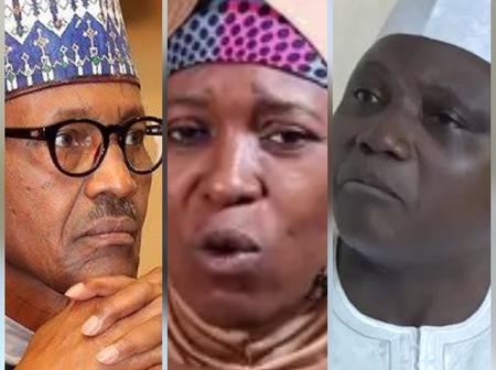 Aisha Yesufu Blows Hot, Give Replies To Garba Shehu On Buhari's Government