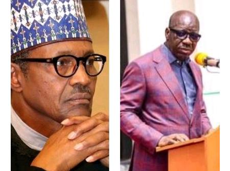 Presidency Replies Gov Obaseki After Alleging That The FG Printed ₦60 Billion In March, Says It's Untrue