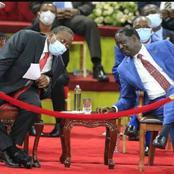 """The window to Give views Is closed"" Western Kenya Leaders Now Tell Raila, Uhuru"