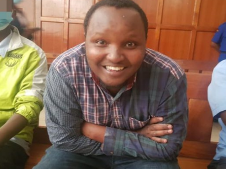 Trouble For Former Kiambu Governor's Son Brian After He Fails To Raise 30K Fine For Drink Driving