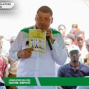 En campagne à Dabakala : Après la polémique, Jean-Louis Billon encore plus fort.Voici les images