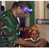 After They Were Delivered From Kidnappers By God, See What Pastor Adeboye Did To His Rescued Members