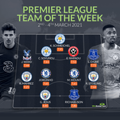 Chelsea's Loanee Makes It To Premier League Team Of The Week