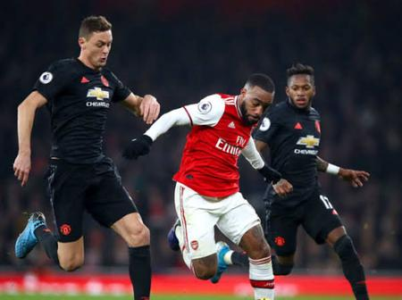 See One reason Why Arsenal Is Likely To Lose To Manchester United today