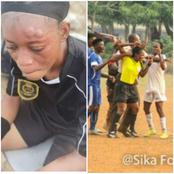 Names And Photos Of Three Different African Referees Who Were Beaten Up After A Football Match