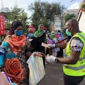 Sonko Praised After Showering Women With These Gifts