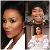 Top Nigerian Females Celebrities who are not Married. (Photos)