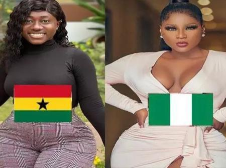 Who Is The Hottest? Hajia Bintu Vs Destiny Etiko - Check out some amazing photos of this two