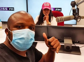 Jalas' First Show on Kiss FM Shaking the Airwaves Takes the Internet by Storm