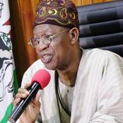 Lai Mohammed speaks on why Twitter subbed Nigeria for Ghana, read what he said & how people reacted