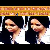 Nengi shed tears again: see the reason why Nengi cried immediately after the Night party