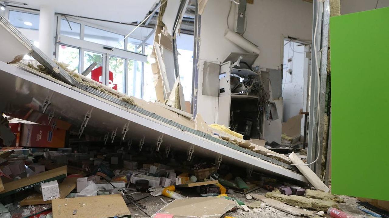 Krefeld: Wie die Geldautomaten-Sprengung Hüls erschüttert