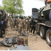 Boko Haram Terrorists Flee As Nigerian Army And Airforce Hit Them Hard