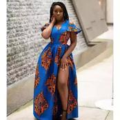 2020 Brand New Ankara Design And Patterns Which You Might Have On Your Wardrobe.