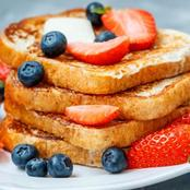 Breakfast Ideas: French Toast Recipe
