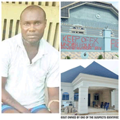 Abba Kyari Shares Picture Of a Man Who Turns Church Premises To Kidnapping Center