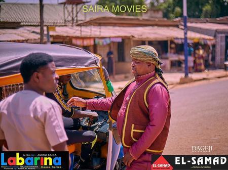 Check Out 40+ Behind-The-Scene Photos Of Labarina Season 3