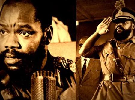 HISTORY: Speech made by late Ojukwu before leaving for Ivory Coast in 1970