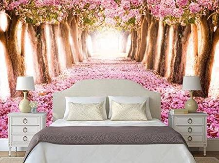 Check Out These Romantic Wallpaper Designs For your Bedrooms