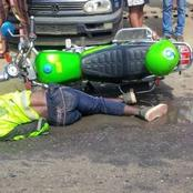 Ride Safely: Sad Photos Of Motorcycle Accidents In Nigeria And Around The World (Photos).