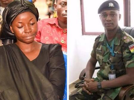 4 Years After Major Maxwell Mahama's Death, See Recent Photos Of His Wife Slaying (Photos)
