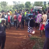 Murang'a Residents In Tears After 10 Year Old Boy Hanged Himself After Being Sent Home By Teacher