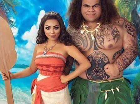 Moana Animated Movie: How It Was Shot (Behind The scenes & Cosplay Photos)