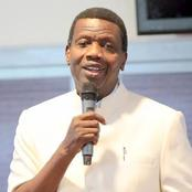 14 Hours After He Turned 79, Read What Adeboye Said Will Happen To Christians Worldwide This Month