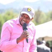 Kimani Ichungwa Tells President Uhuru Kenyatta To Stop Taking Advices From Atwoli And Murathe