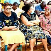"""""""Pahali Giza Itanipata Ndio Nitalala,"""" Omanga Says Sparking Laughter In Matungu [Video]"""