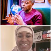 See what Aisha said about Osibanjo after he said cryptocurrency shouldn't be banned but regulated