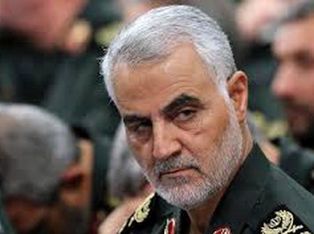 Iran names Iranian traitor who led the CIA to IRGC shadow commander, Qassem Soleimani