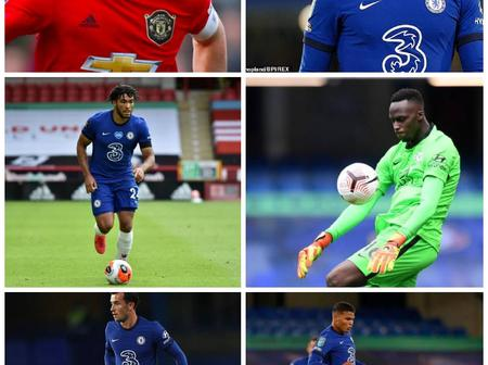 Interesting: Entire Chelsea first team defense line-up cost less than Harry Maguire
