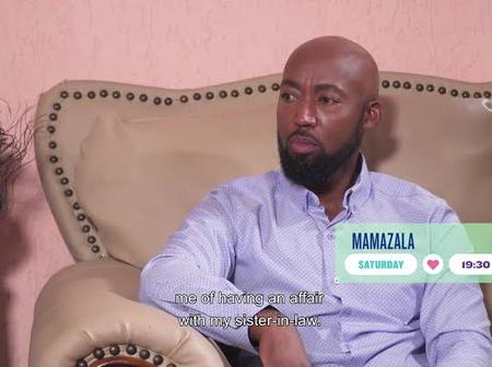 Mamazala - People Were Left In Shook After A Father-In-Law Refused To Give Makoti Her Children.