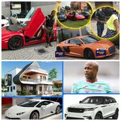 Who Drives The Most Expensive luxurious Cars Between Andrew Ayew And Ibra.