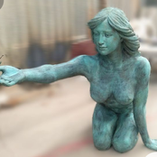 The Most Creative and Mind Blowing Statues you will ever get to see (Photos)