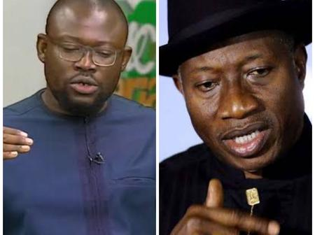 """They are visiting Goodluck Jonathan to enable them penetrate the Niger Delta,"